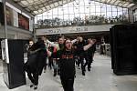 Stávka železničářů ve Francii