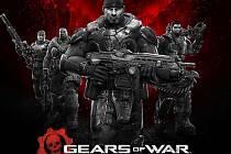Počítačová hra Gears of War: Ultimate Edition.