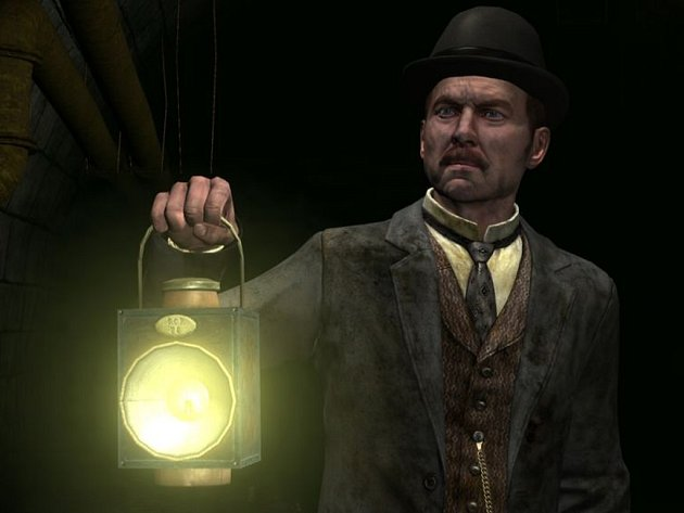 Počítačová hra Odkaz Sherlocka Holmese.