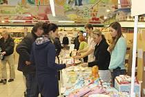 Na programu akce Nakupujeme zdravě s Ternem budou prezentace a ochutnávky výrobků zdravé výživy.