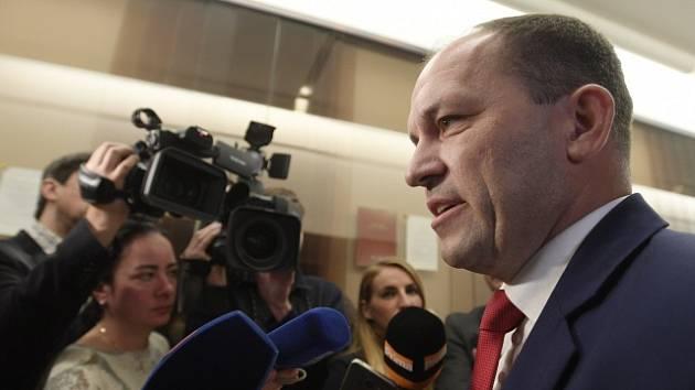 Poslanec Marek Výborný