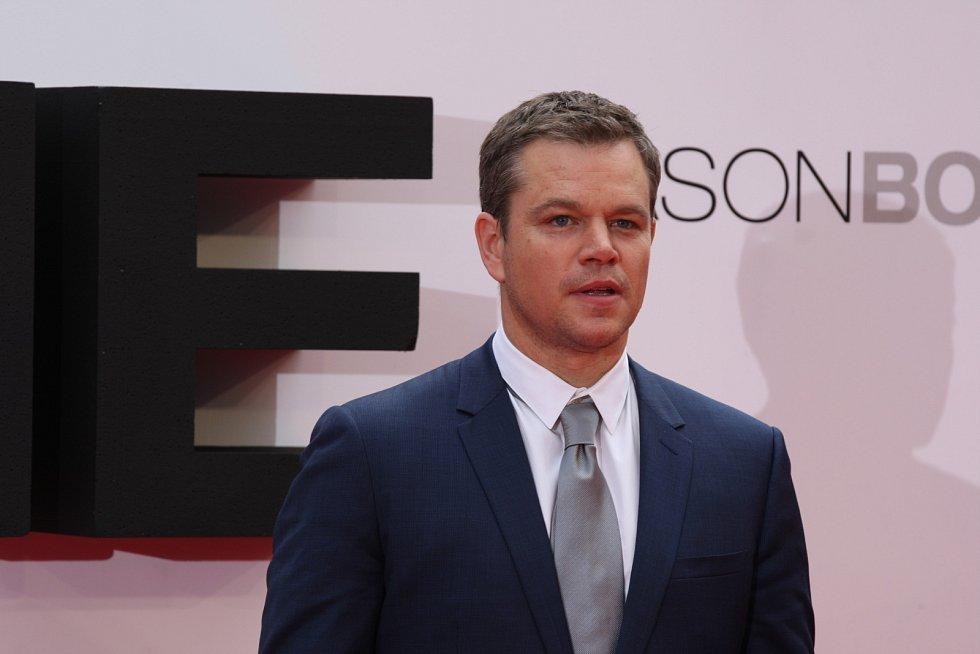 Matt Damon patří mezi nejoblíbenější herce.