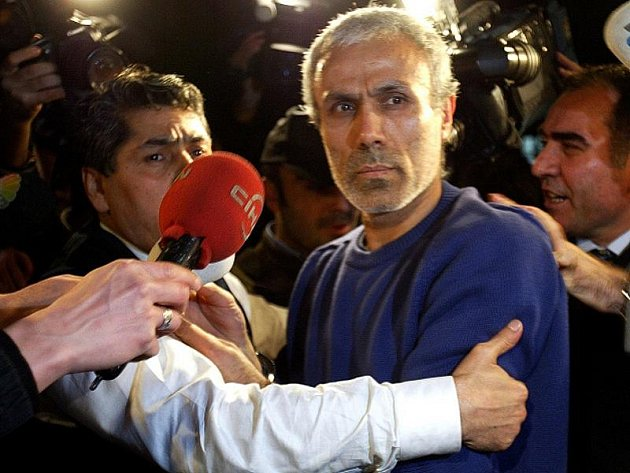 Mehmet Ali Agca na snímku z roku 2006.