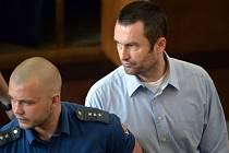 Michael Šváb u soudu. Ilustrační foto.