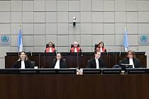 Členové Zvláštního soudu OSN pro Libanon.