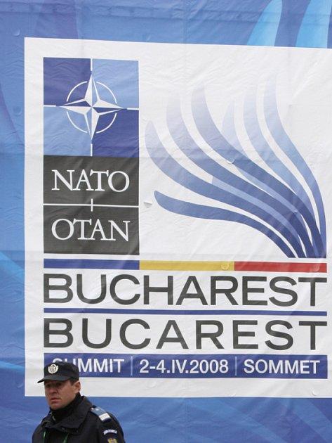 Americký prezident Bush bude v Bukurešti bojovat za přijetí Ukrajiny a Gruzie do NATO.