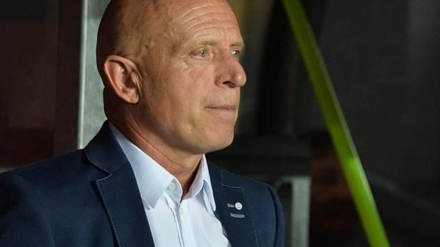Trenér reprezentace Karel Jarolím