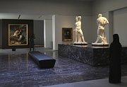 Louvre v Abú Zabí