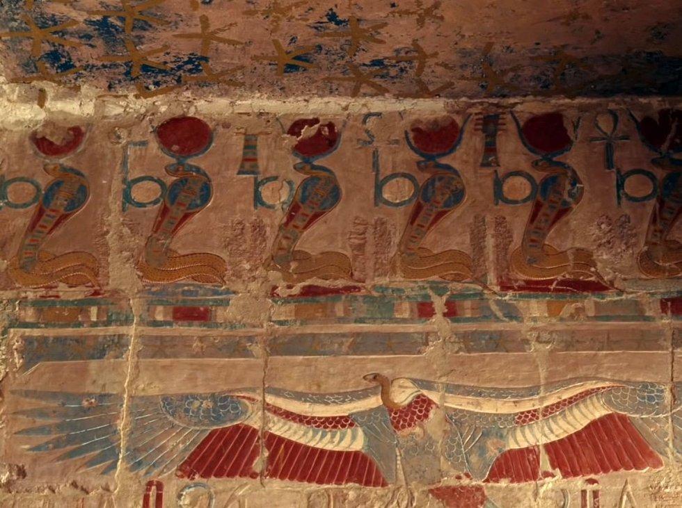Egypťané uctívali desítky ptáků