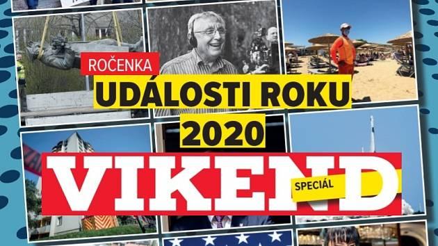 Unikátní ročenka Deníku jako součást sobotních tištěných Deníků. K dostání v obchodech a trafikách.