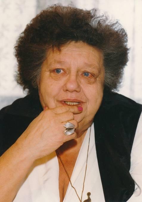 Helena Růžičková patří mezi hvězdy českého filmu.