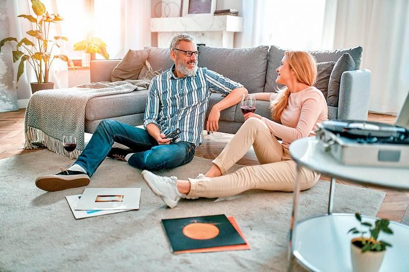 Na proces výběru partnerů má v pokročilejším věku velký vliv i to, jak skončil předchozí vztah