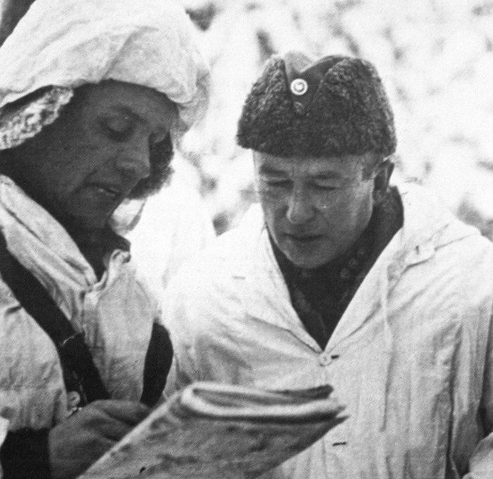 Finský plukovník Siilasvuo