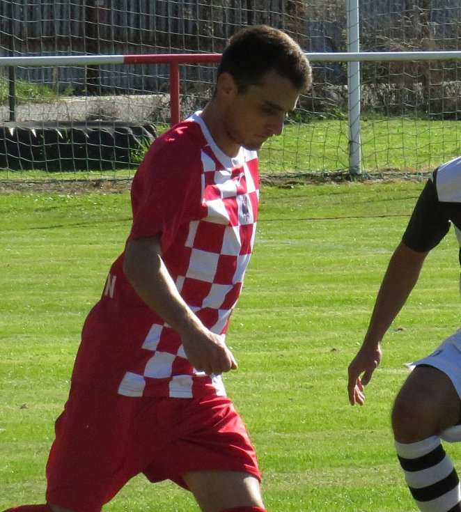 Stanislav Šálek – FC Velešín