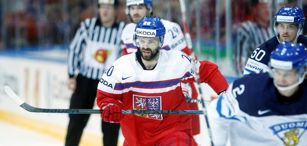 Čtvrtfinálová bitva mezi Českem a Finskem