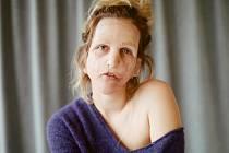 Tamara Klusová v kampani