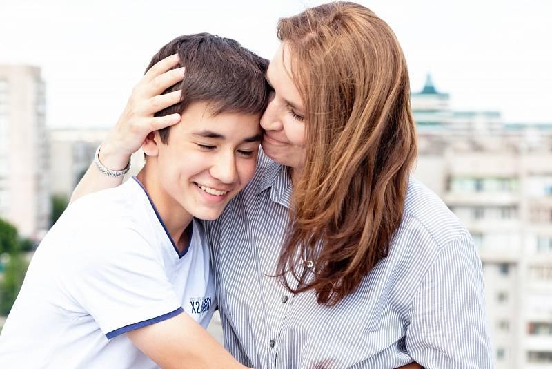 Pro děti ve věku 9 až 15 let je největším vzorem rodič.