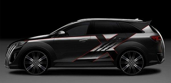 Kia X-Car.