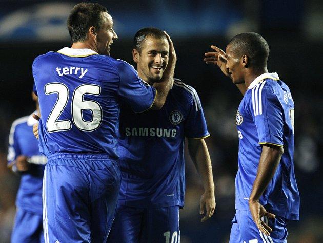 Chelsea porazila v prvním zápase Ligy mistrů Bordeaux vysoko 4:0.