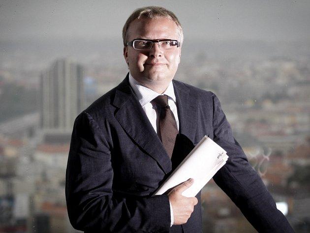 Tomáš Chalupa.
