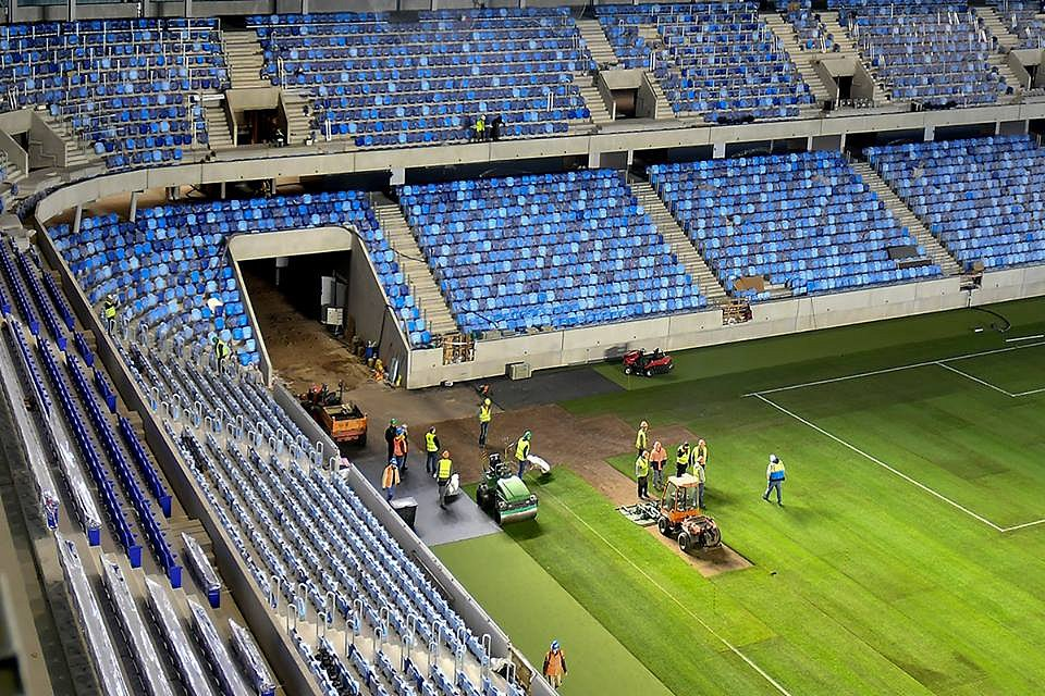 Národní fotbalový stadion v Bratislavě