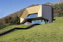 Vila v Dolomitech