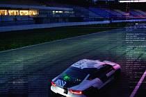 Audi pustí na závodní okruh model RS 7 bez řidiče.