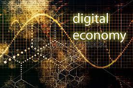 Digitální ekonomika, ilustrační foto