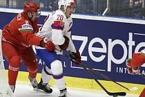 Ilja Šinkevič z Běloruska (vlevo) a Anders Bastiansen z Norska.