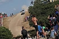 Rallye - ilustrační foto.