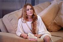 Lindsay Lohanová.