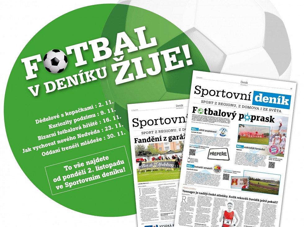 Fotbal v Deníku žije!