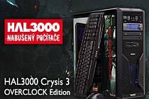 Počítač HAL3000 Crysis 3 Overclocked.