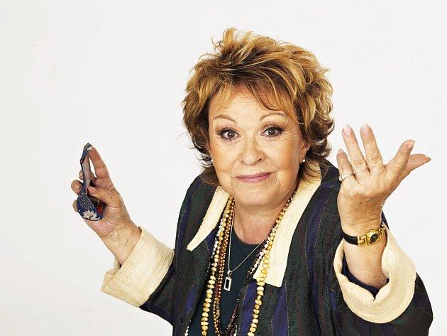 Inscenace Lásky paní Katty s nejoblíbenější českou herečkou Jiřinou Bohdalovou.