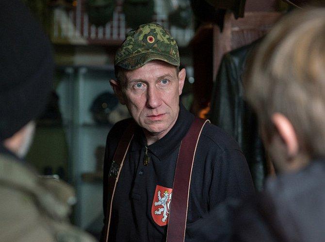 Jan Antonín Duchoslav v seriálu Rapl - Operace Ofsajd