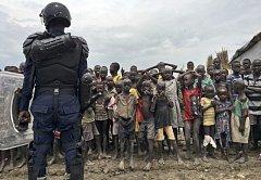 Uprchlický tábor v Jižním Súdánu
