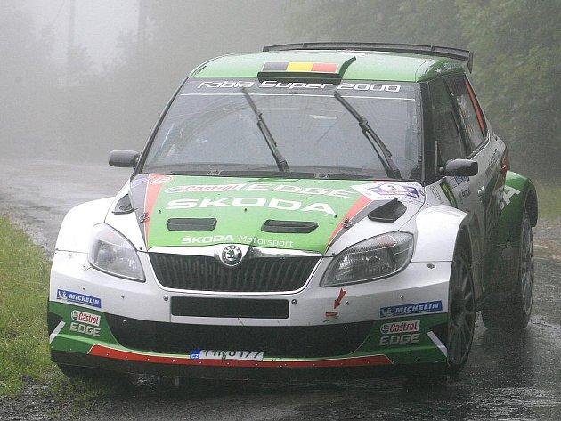 Freddy Loix kraloval Rallye Bohemia.