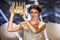 Mistryně světa a vítězka Diamantové ligy překážkářka Zuzana Hejnová se stala Sportovce roku 2015.