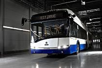 Trolejbus ze Škody Transportation pro Rigu