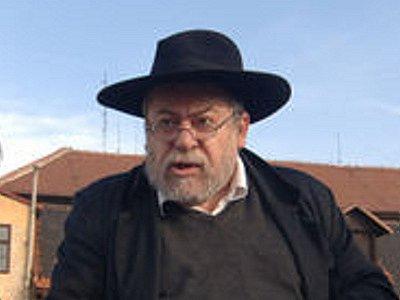 zemský rabín Karol Sidon