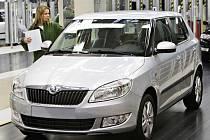 1,5miliontou Fabií druhé generace je model s motorem 1,2 TDI.