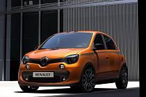 Renault Twingo GT.