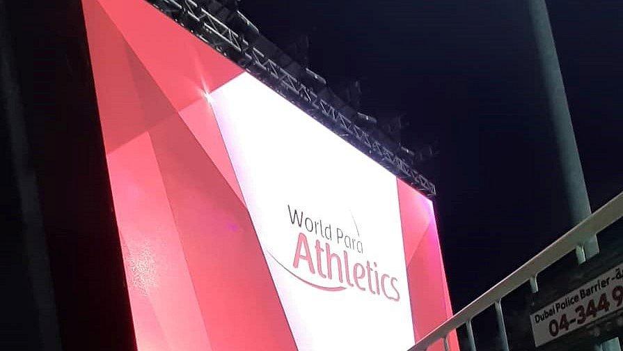 Mistrovství světa v para atletice hostí Dubaj.