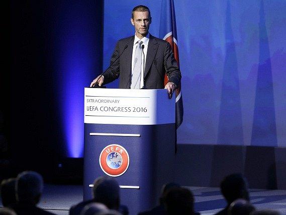 Aleksandar Čeferin, nový šéf UEFA