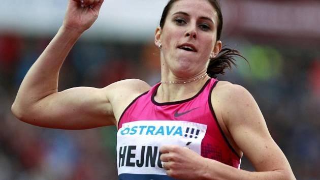 Zuzana Hejnová je už po po operaci zlomené zánártní kůstky levé nohy. Rekonvalescence potrvá tři měsíce.
