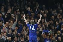Chelsea - Sporting Lisabon: Andre Schürrle slaví