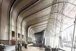 """Při návrhu budovy CITIC Tower se architekti nechali inspirovat tvarem čínské rituální vinné nádoby """"zun"""", jež se poprvé objevila během vlády dynastie Šang"""