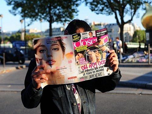 Francouzský časopis Closer jako první zveřejnil fotky polonahé vévodkyně Kate