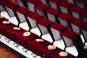 Slavnostní udílení Mezinárodních cen vévody z Edinburghu