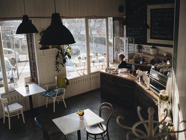 kavárna Tvoje máma